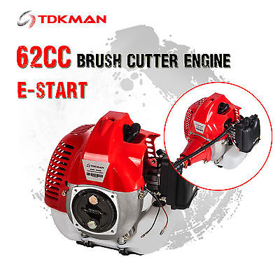 TDKMAN Chainsaw Hedge Trimmer Brush Cutter Whipper Snipper Pruner Engine Motor
