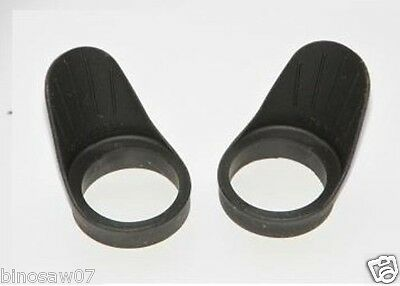 BINOCULAR EYE SHIELDS (Pair) for Compact Fits most brands Eyepieces 28mm - 38mm