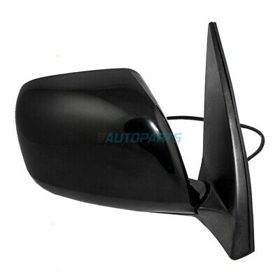 New Right Power Mirror Black Fits 2001-2007 Toyota Highlander To1321211