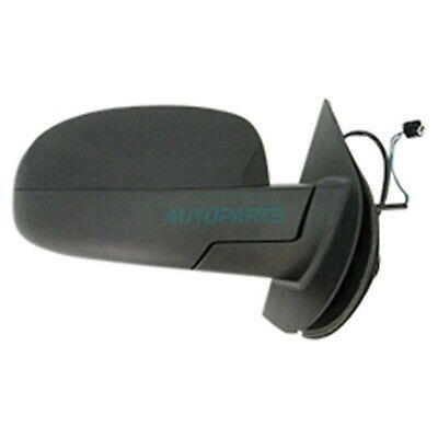 NEW RH POWER MIRROR MANUAL FOLDING FITS 07-14 CHEVROLET SUBURBAN 1500 GM1321336