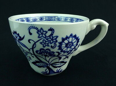 Blue Nordic Meakin J and G Cup Only Flat Classic England Onion Swirl Multiple