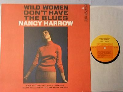 Nancy Harrow - Wild Women Don't Have the Blues - LP 70er USA - Re Issue