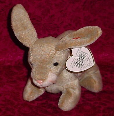 Ty Beanie Baby Collection *** Nibbly *** Cute *** 1999 ***
