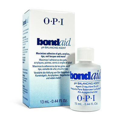 OPI Nail Treatment Bondaid Bond Aid Nail Prep 0.44oz / 13ml