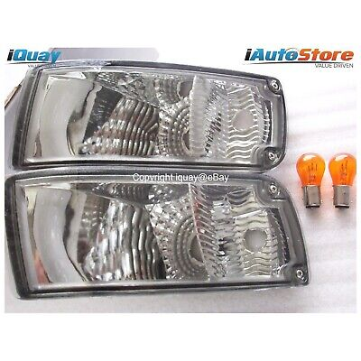 Nissan Z32 '90-'96 300ZX Turbo Clear Altezza Indicator Lights