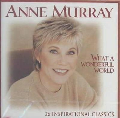 What a Wonderful World - Anne Murray New & Sealed Compact Disc Free Shipping