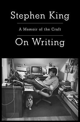 On Writing: A Memoir of the Craft by Stephen King Paperback Book (English)