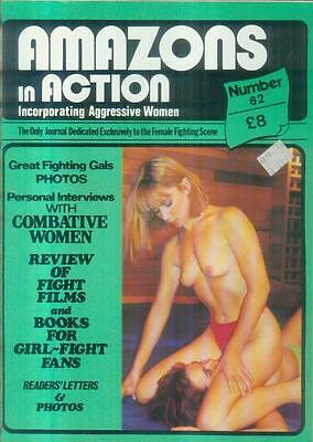 Amazons In Action No. 062 (Erotic)