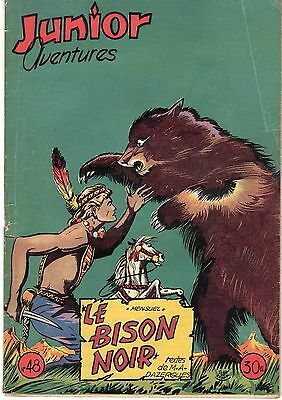 Junior Espionnage 48 Editions Des Remparts 1954
