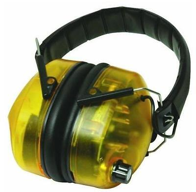 CASQUE ANTI BRUIT ELECTRONIQUE 30 dB IDEAL TIR SPORTIF