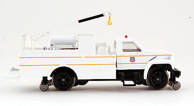 Bachmann HO Scale Train Maintenance Truck DCC Equipped Union Pac 16904