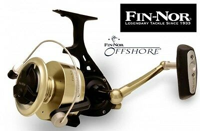Fin Nor Offshore Fixed Spool Fishing Reel
