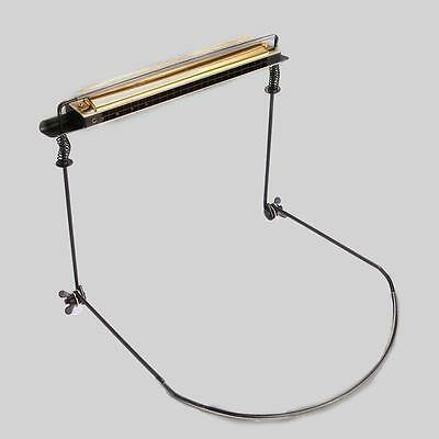 Professional Harmonica Rack Stand Support for 10 12 16 24 Hole