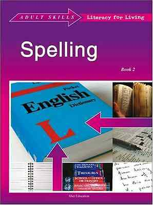 Spelling Book 2 (Adult Skills Literacy for Living) - Paperback NEW Fleming, Bob