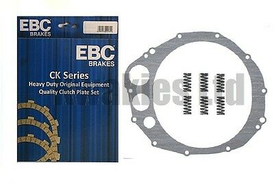 EBC Clutch Plates, Springs & Cover Gasket for Suzuki GSX1400 2002-2007