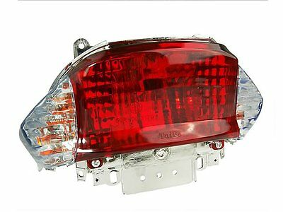 Peugeot V Clic 50cc 2012 Complete Tail & Indicator Light