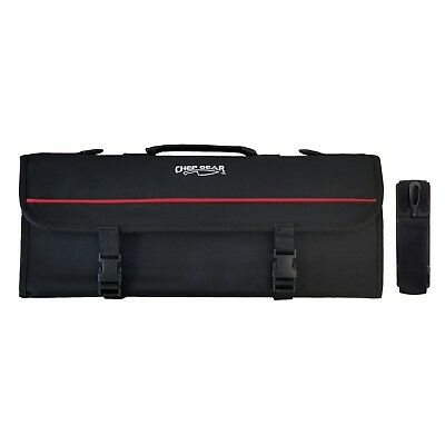 Ergo Chef 13 pocket chef knife case knife roll bag chef bag, knife holder