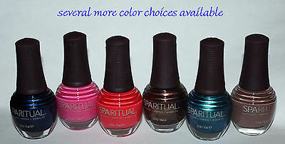 SPARITUAL NAIL POLISH Lacquer .5 oz #2 (Offered by Cozee Clothing ...
