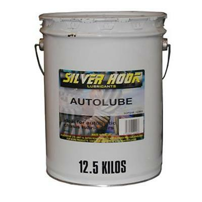 Silverhook Autolube Semi-Fluid Grease 12.5kg EP000
