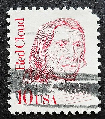 10  cent stamp, used              671577104