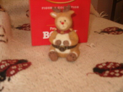 Boyds Bears Treasure Box Rudoph 50 Year Anniversary 1st Edition