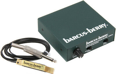 Barcus-Berry 4000 Planar Wave Piano/Harp Pickup System with Preamp/EQ NEW IN BOX