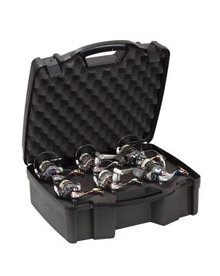 Plano Fishing Reel Storage Case - Holds Up To 8 Fishing Reels - Made in U.S.A.