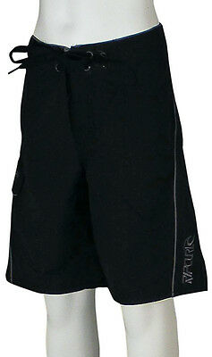 Rip Curl Boy's Overthrown Boardshorts - Black - New
