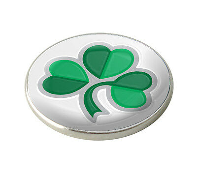 Asbri Irish Shamrock Golf Ball Marker