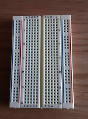 Wisher Prototype Breadboard Socket Vero Electronic Deck 840 RoHS