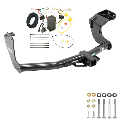 FITS 16-20 MITSUBISHI OUTLANDER w TOW PKG CL 3 TRAILER ... on toyota trailer wiring harness, nissan trailer wiring harness, honda trailer wiring harness, gmc trailer wiring harness, land rover trailer wiring harness, volvo trailer wiring harness, audi trailer wiring harness,