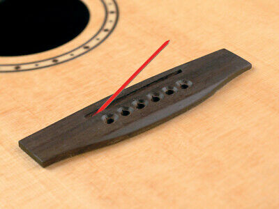 """B-Band UST 22R Replacement Undersaddle Guitar Pickup, 3/32"""" Wide, NEW!"""