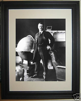 Theodore Teddy Roosevelt USA 26th President Framed Photo Picture # m1