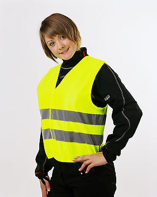 Oxford Motorcycle Bright Vest High Visibility