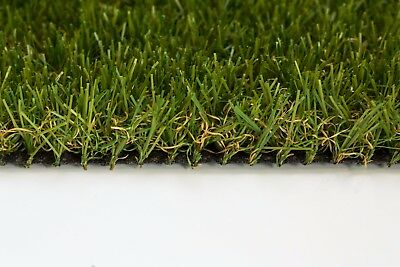 Dakota 30mm Astro Artificial Landscaping Grass Realistic Natural Style Fake Turf