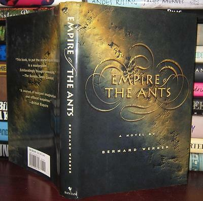 Werber, Bernard EMPIRE OF THE ANTS 1st Edition First Printing