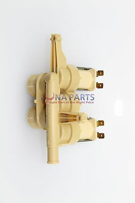 Genuine OEM GE Washer Water Valve WH13X10048 WH13X23974 PS3487312