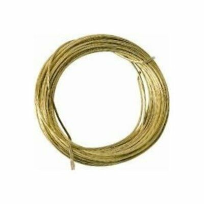 Brass Picture Photo Frame Hanging Wire Cord Heavy Duty