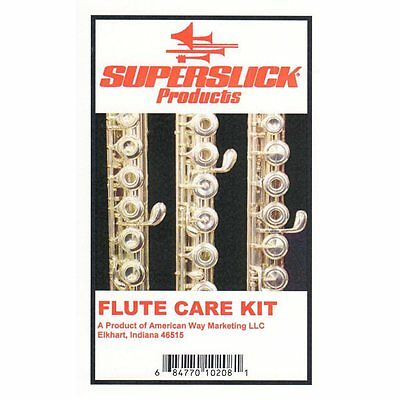 Superslick Care Cleaning Maintenance Kit - Flute