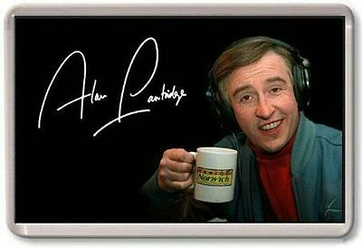 Alan Partridge Fridge Magnet #2