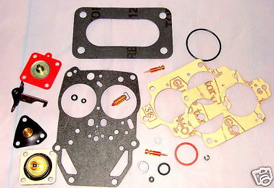 Solex 38 EEIT carburettor service kit Ford 2.8 v6 Cologne Granada