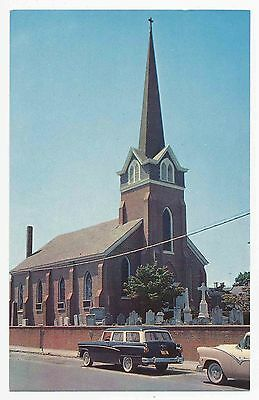 Old St. Peter's Episcopal Church, Lewes, Delaware