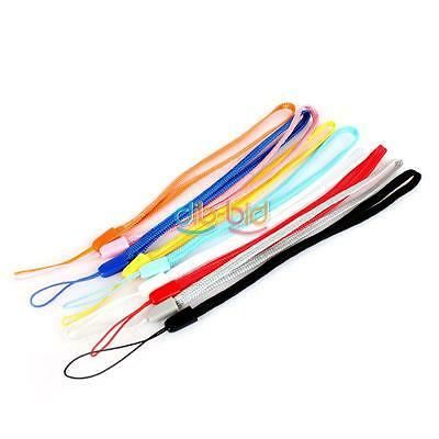 Colorful Durable Phone Camera USB Wii PSP MP4  Wrist Hand Strap Lanyard 10X 20X
