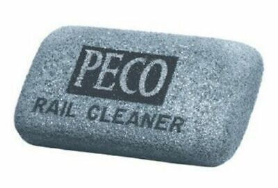 """PECO PL-41 """"PRICE MATCH OFFER"""" Model Railway Track Cleaning Rubber FREE 2nd Post"""