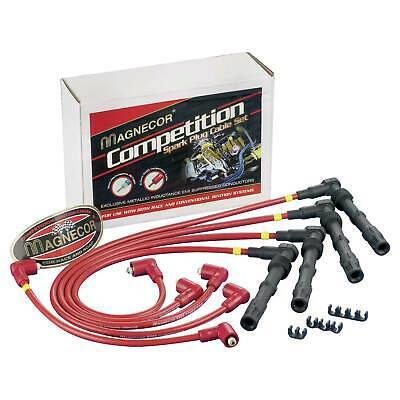 Magnecor 8.5mm Red Performance HT / Engine Ignition Leads - 4529