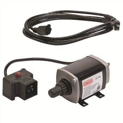 Oregon 33-738 Electric Starter Motor 120V that Replaces Tecumseh Part Number