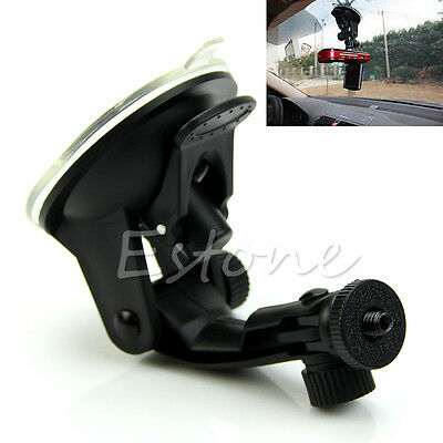 Suction Cup Mount Holder Flexible Tripod For Camera DV Car Windows Glass Stand
