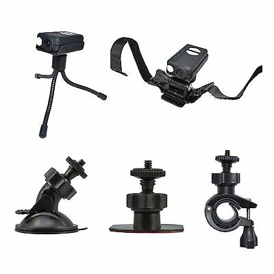 Set Of Mounts For The Mobius ActionCam Camera