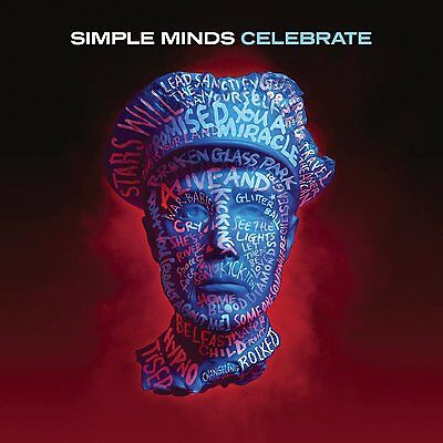 SIMPLE MINDS - CELEBRATE THE GREATEST HITS 2 CD ALBUM (Very Best Of)