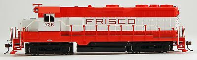 Bachmann HO Scale Train Diesel GP35 DCC Equipped Frisco #726 60716